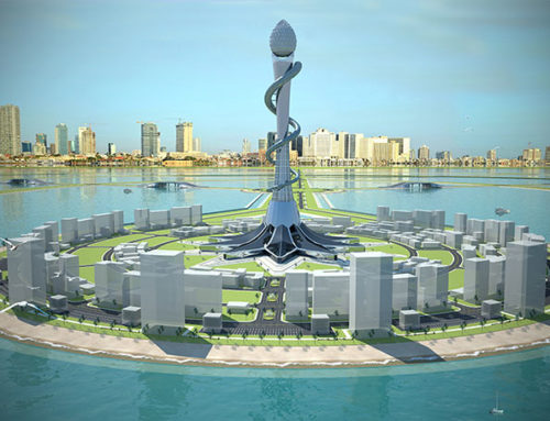 פרויקט מנורת האיים – חזון חדש לשלום במזרח התיכון